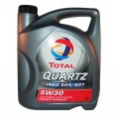 TOTAL QUARTZ INEO 504/507 5W30 - 5 Litri