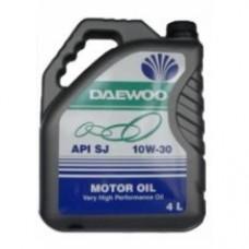 DAEWOO MOTOR OIL 10W30 - 4 Litri