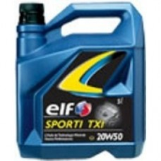 ELF SPORTI TXI 20W50 - 4 Litri