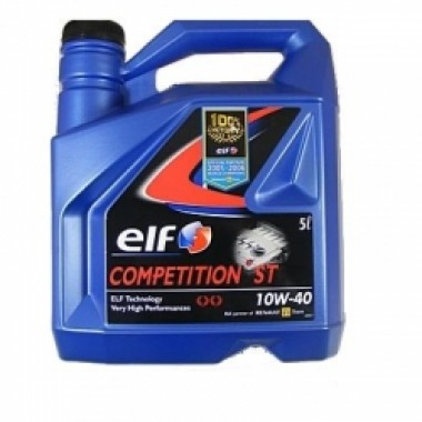 ELF COMPETITION ST 10W40 - 4 Litri
