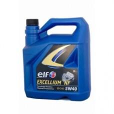 ELF EXCELLIUM NF 5W40 - 4 Litri