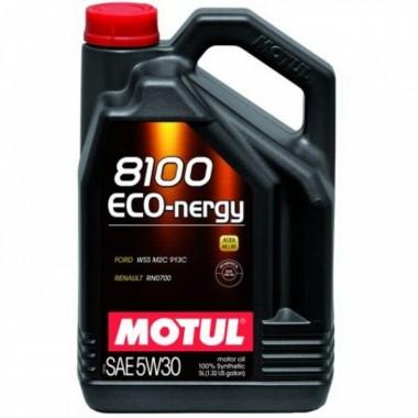 MOTUL 8100 ECO-CLEAN+ 5W30 - 5 LT
