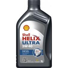 SHELL HELIX DIESEL ULTRA 5W-40 1-Litru