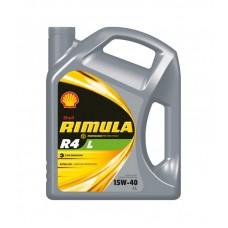 SHELL RIMULA R4 X 15W40 5-litri