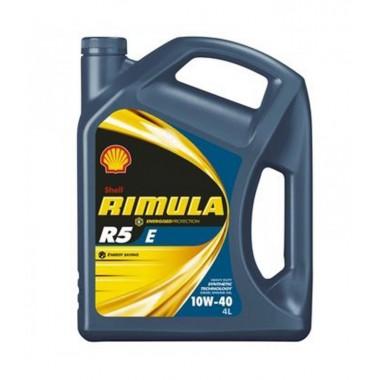 SHELL RIMULA R5 E 10W-40 4-Litri