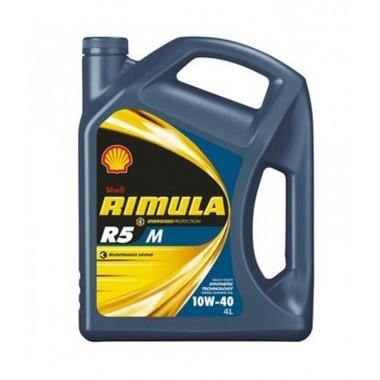 SHELL RIMULA R5M 10W40 -209 LT