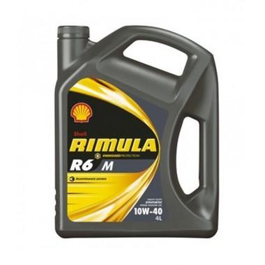SHELL RIMULA R6 M 10W40 4-Litri
