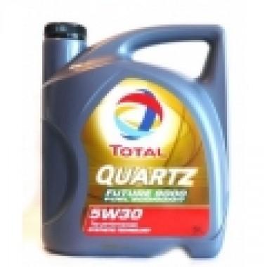 TOTAL QUARTZ 9000 FUTURE 5W30 - 5 Litri