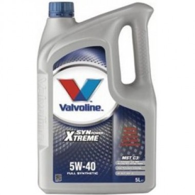 Valvoline Synpower MST C3 5W40 -5L