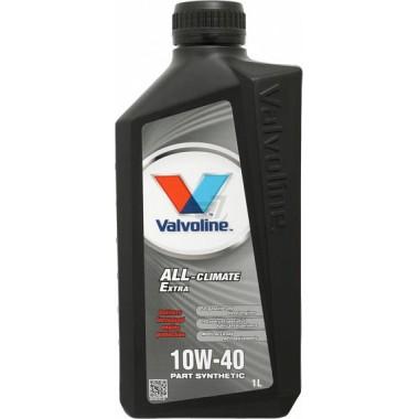 Valvoline ALL CLIMATE Extra 10W40 -1L