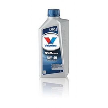 Valvoline Synpower 5W40 -1L