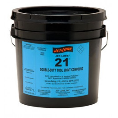 JET-LUBE 21 DOUBLE DUTY TOOL JOINT COMPOUND