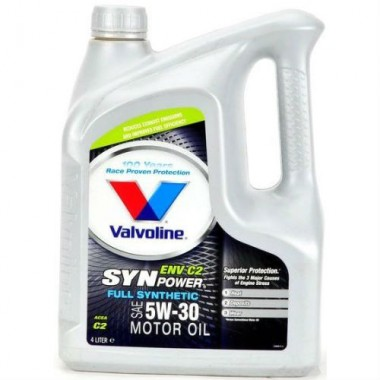 Valvoline Synpower ENV C2 5W30 -4L