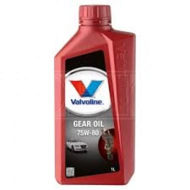 VALVOLINE HD GEAR OIL PRO 75W80 LD -1 LT