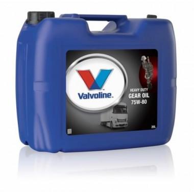 Valvoline HD GEAR OIL 80W90 -1L