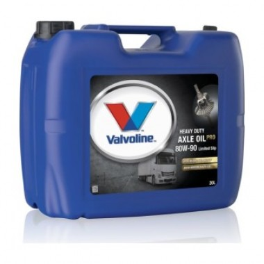 Valvoline HD AXLE OIL PRO 80W90 LS -20L