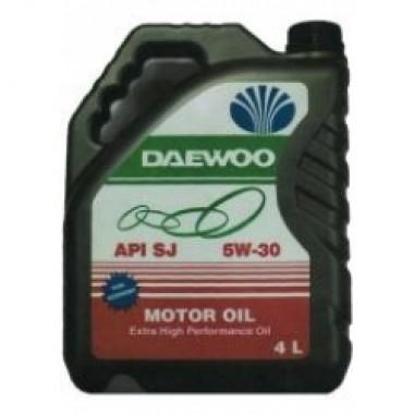 DAEWOO MOTOR OIL 5W30 - 4 Litri