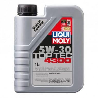 LIQUI MOLY TOP TEC 4300 5W-30 -1L