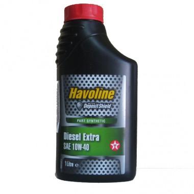 Havoline Diesel Extra 10W40 - 1 Litru