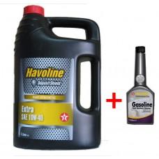 Promo Havoline Extra 10W40 - 5 Litri + Aditiv