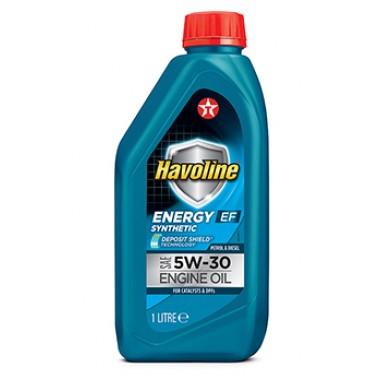 Havoline Energy EF 5w30 -1 Lt