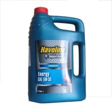 Havoline Energy  5W30 - 4 LT