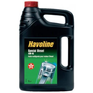 Havoline Diesel 15W40 - 5 Litri