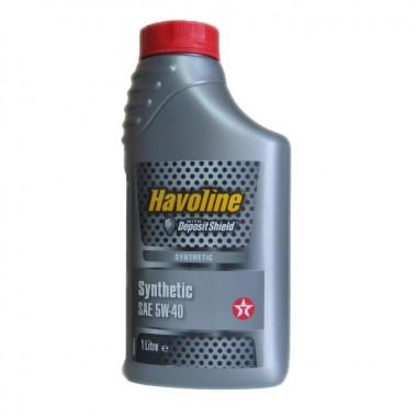 Havoline Synthetic 5W40 - 1 Litru