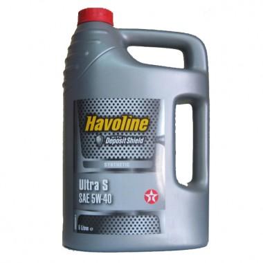 Havoline Ultra S 5W40 - 5 Litri