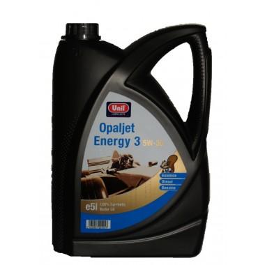 OPALJET  ENERGY 3 5w30 - 5Litri